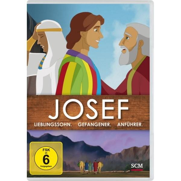 DVD: Joseph (KinderComic)