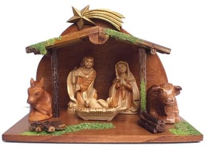 Chris Zeiner - Krippenset Bethlehem 2