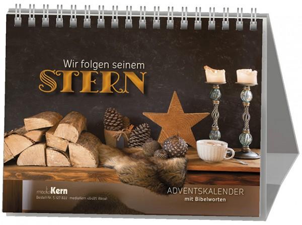 Wir folgen seinen Stern - Adventskalender