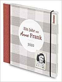 Buchkalender: Ein Jahr mit Anne Frank 2020