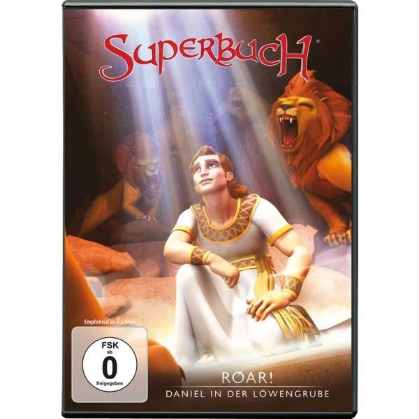 DVD - Superbuch - Roar! Daniel in der Löwengrube. (7)