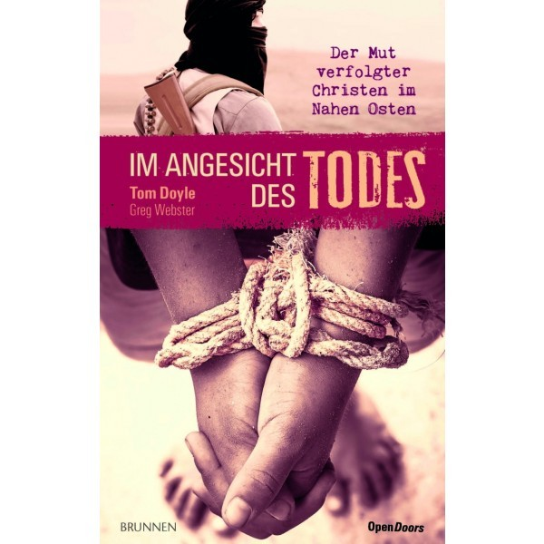 Greg Webster / Tom Doyle: Im Angesicht des Todes