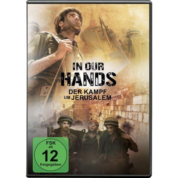 DVD: In Our Hands - Der Kampf um jerusalem (6 Tage Krieg)