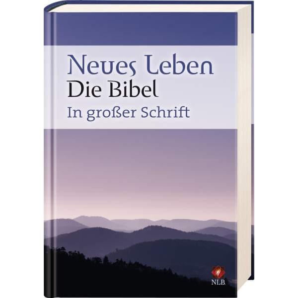 Neues Leben. Die Bibel in großer Schrift