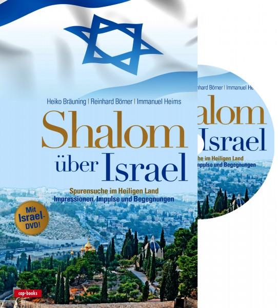 Shalom über Israel (Buch mit DVD)