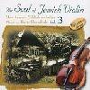Boris Savchuk: The Soul Of The Jewish Violin - Vol.3 - Virtuoso Series - CD