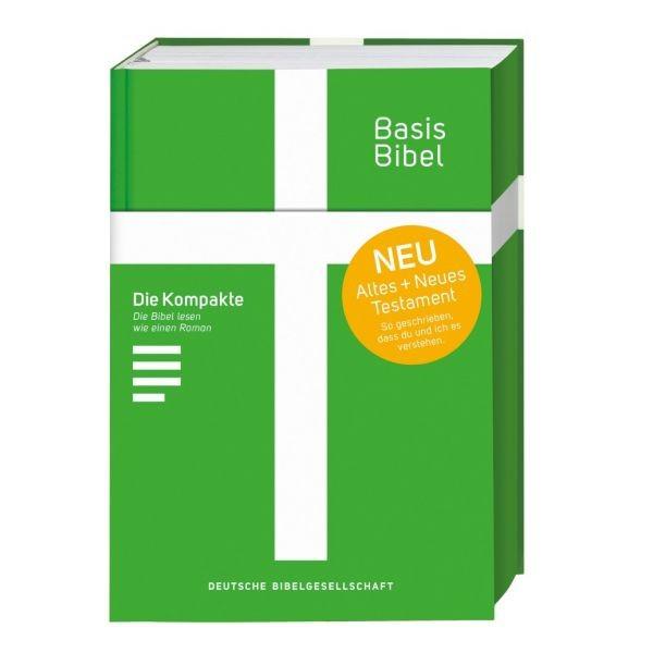 BasisBibel. AT & NT. Die Kompakte. Grün.