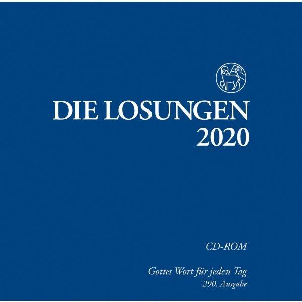 Losungen 2020 - Computerausgabe