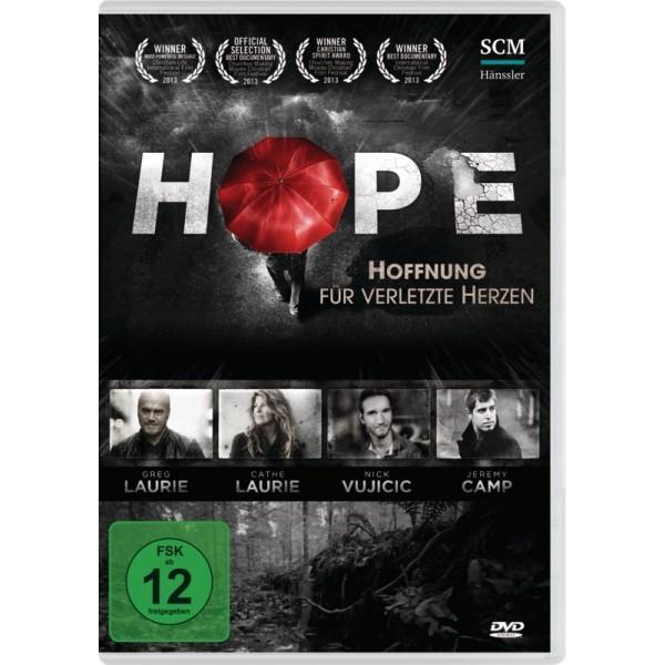 Hope (Video - DVD) Hoffnung für verletzte Herzen
