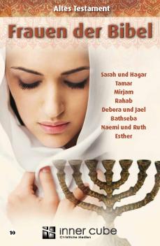 Frauen der Bibel (Altes Testament) - Studienfaltkarte 10