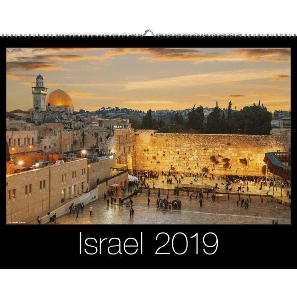 Posterkalender ISRAEL 2019 (CLV)