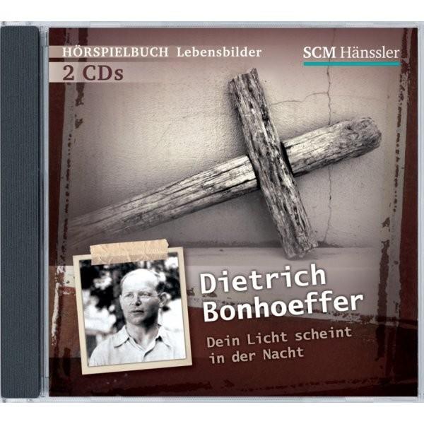Hörbuch CD: Dein Licht scheint in der Nacht (Dietrich Bonhoeffer)