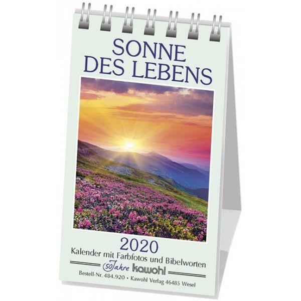 Sonne des Lebens 2020 (Minikalender)