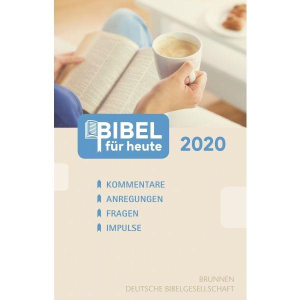 Bibel für heute 2020 - Buchausgabe