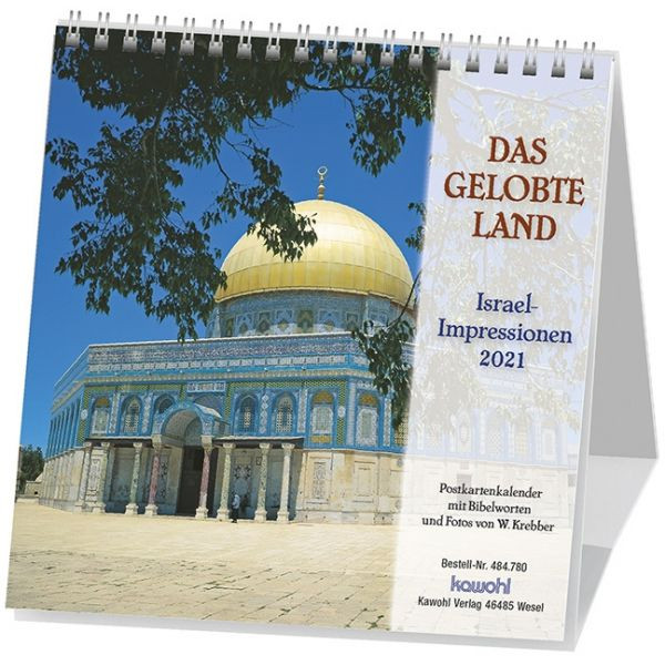 Das gelobte Land - Israel - Impressionen 2021