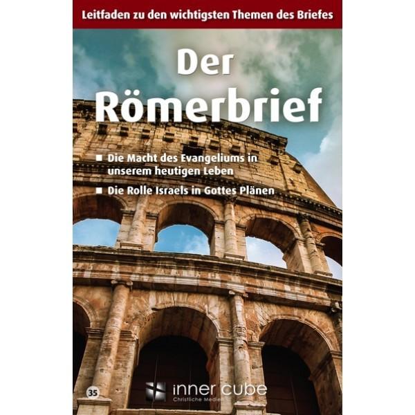 Der Römerbrief - Studienfaltkarte 35