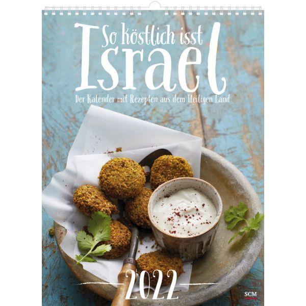 So köstlich isst Israel 2022 - Rezeptekalender
