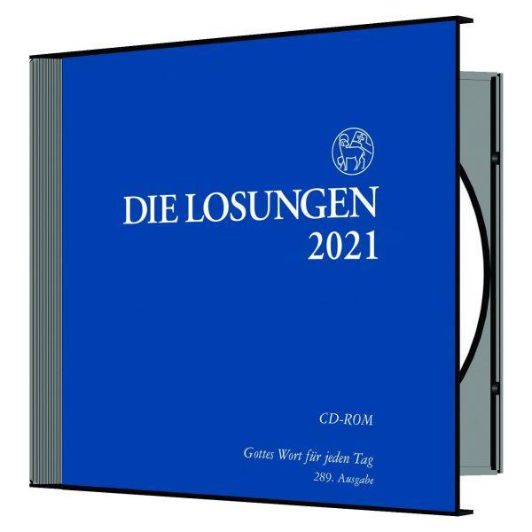 Losungen 2021 - Computerausgabe