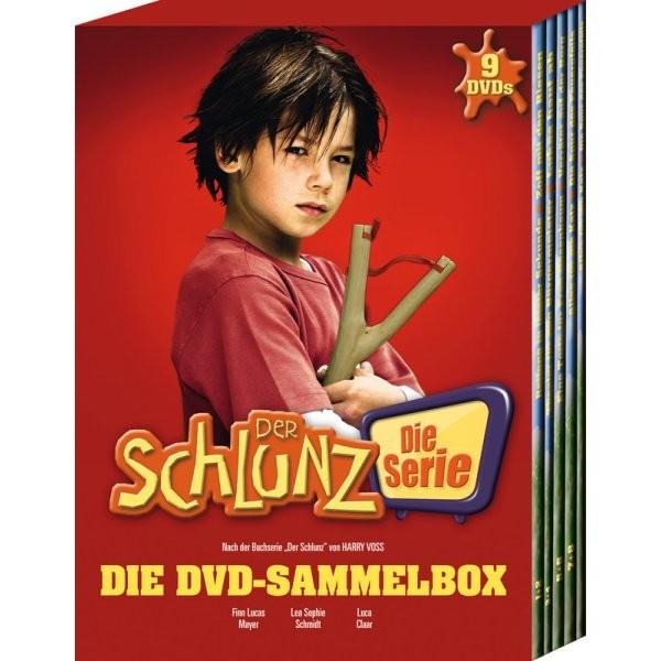 Der Schlunz - Die Serie (DVD-Box)
