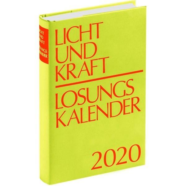 Licht und Kraft 2020, Buchausgabe