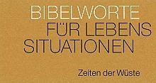 """Neujahreslose Bibelworte """"Zeiten der Wüste"""""""