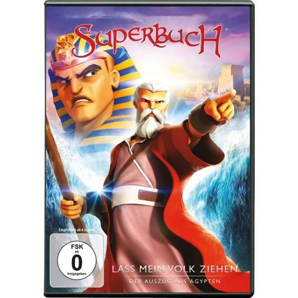 DVD - Superbuch - Lass mein Volk ziehen! (4)