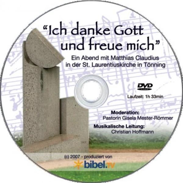 Ich danke Gott und freue mich - DVD