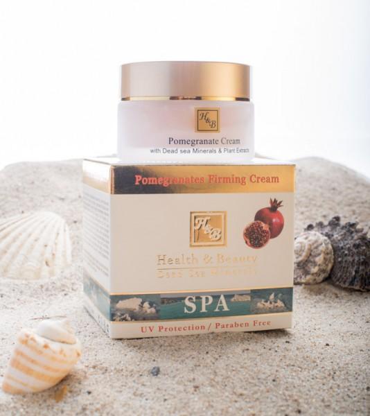 Health & Beauty - Mineral Tagescreme mit Granatapfelöl - LSF 15
