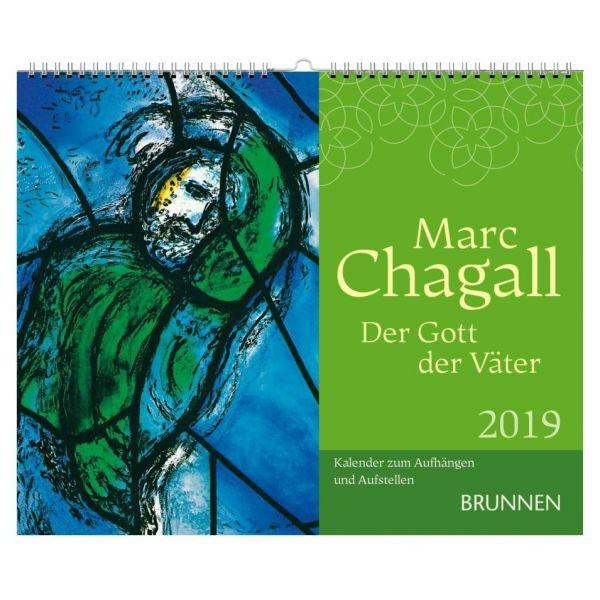 Marc Chagall Kunstkalender 2019