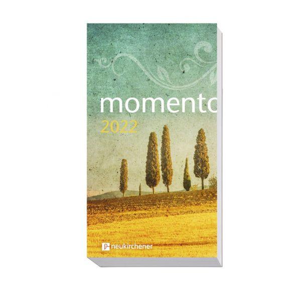 Momento 2022 - Buchkalender (Konstanzer)