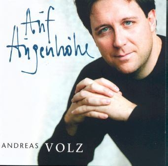 Andreas Volz: Auf Augenhöhe - CD