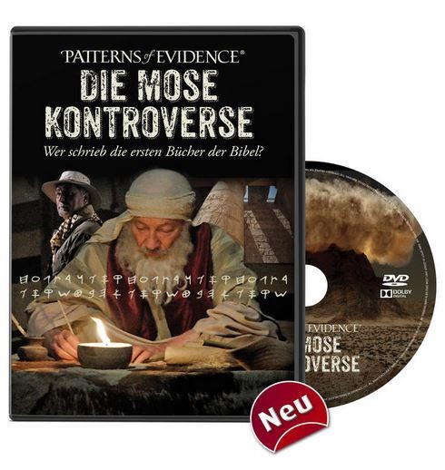 Patterns Of Evidence (Teil 2) - Die Mose-Kontroverse (DVD)