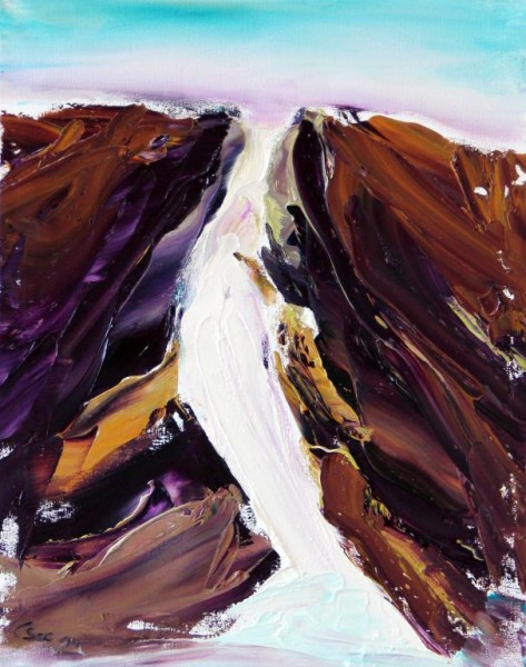 Gishron Cliffs ( Unikat No: 2282 CS )