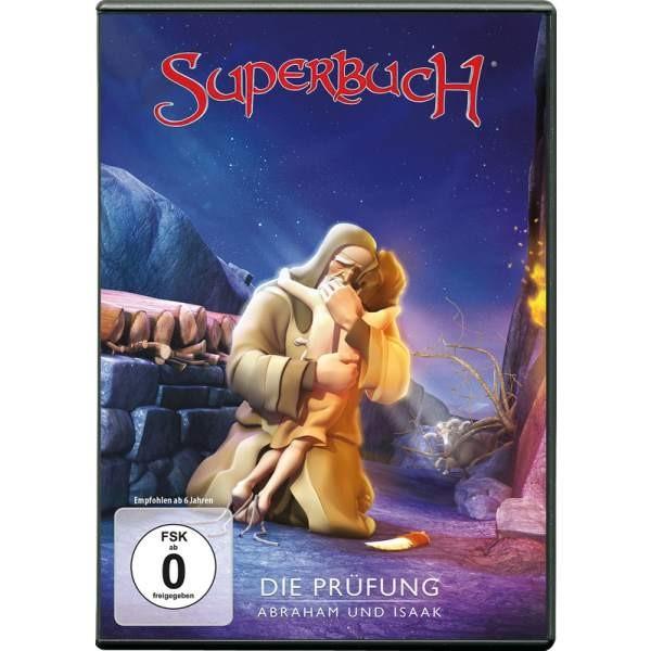 DVD - Superbuch - Die Prüfung (2)