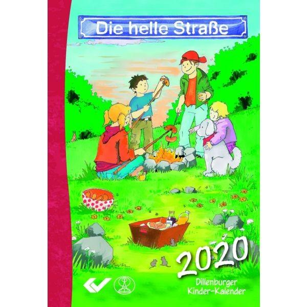Die Helle Straße 2020, Buchkalender