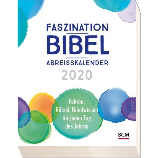 Faszination-Bibel-Abreißkalender 2020
