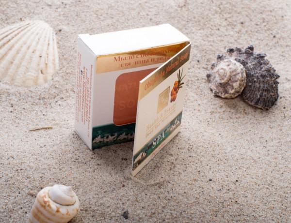 Health & Beauty - Naturseife angereichert mit Sanddornöl
