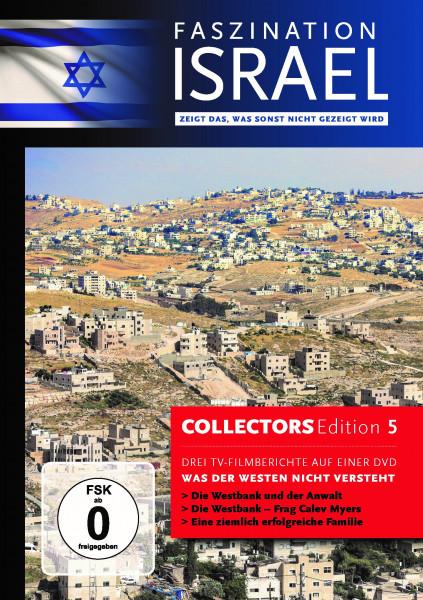 DVD: Faszination Israel - Was der Westen nicht versteht - No.: 5