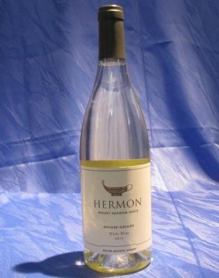 YARDEN Mount Hermon White Sauvignon Blanc - Chardonnay