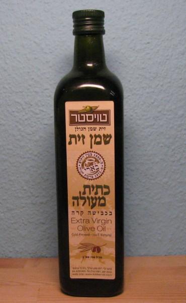 "Olivenöl - ""Extra Virgin"" - Inhalt: 750 ml"
