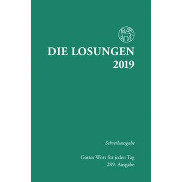 Losungen 2019, grün