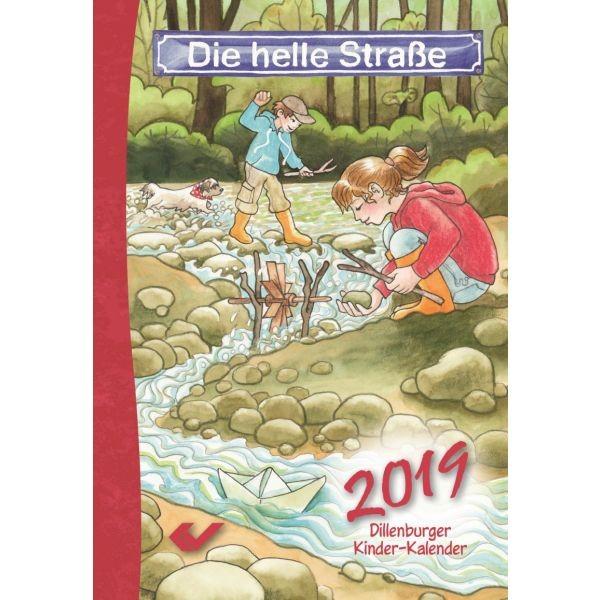 Die Helle Straße 2019, Buchkalender