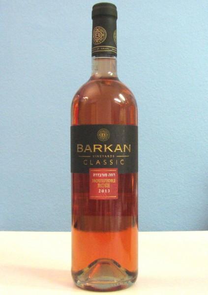 Barkan - Classic Mourvedre Rosé