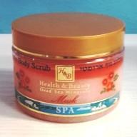 Health & Beauty - Aromatisches Körperpeeling - Moschus