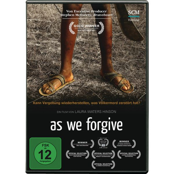 DVD As We Forgive