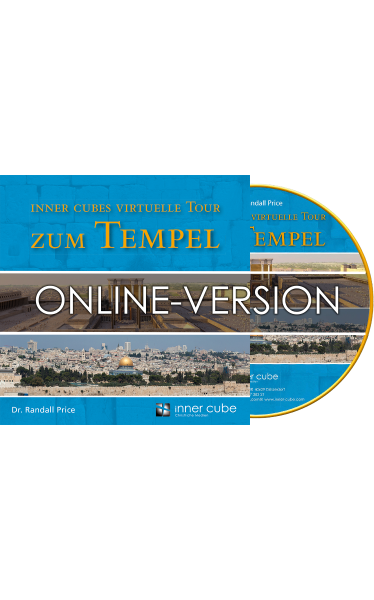 INNER CUBES Virtuelle Tour zum Tempel 2.0 - DVD - NEW Version 2015