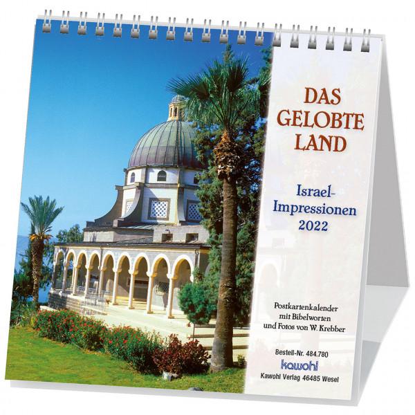 Das gelobte Land - Israel - Impressionen 2022