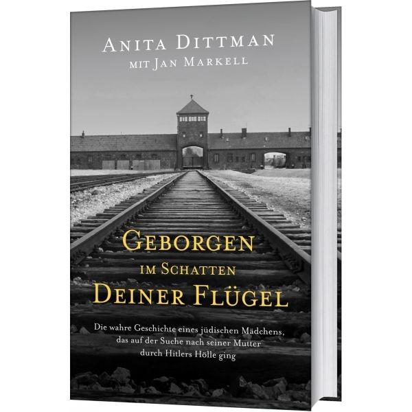 Anja Dittmann & Jan Markell, GEBORGEN im Schatten deiner Flügel