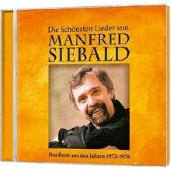 CD Die schönsten Lieder von Manfred Siebald