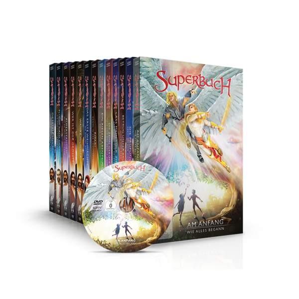 DVD - Das Superbuch - Gesamtpaket